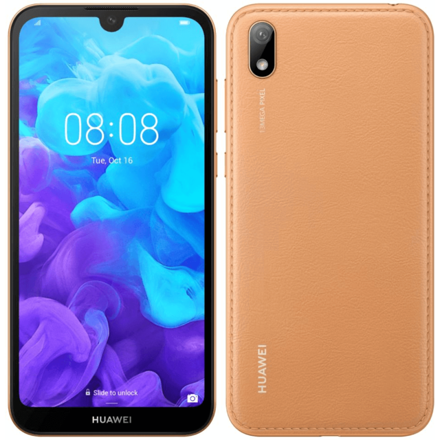 Huawei - Y5 2019 - Marron - Smartphone Android