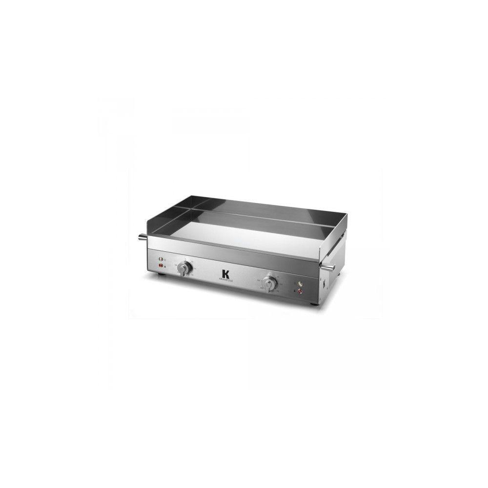 Krampouz KRAMPOUZ Plancha Electrique K Inox 65.5 x 39.5 cm GECIH2AO