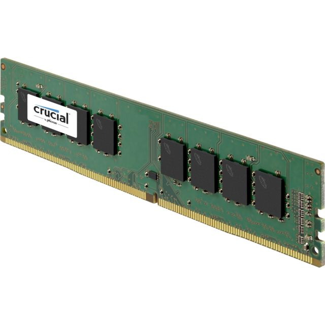 Crucial - Crucial 8 Go - 2400 Mhz - CL17 - RAM PC