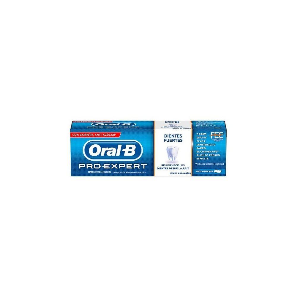 Oral-B Dentifrice Gencives Saines et Dentes Fortes Pro-expert Oral-B (75 ml)