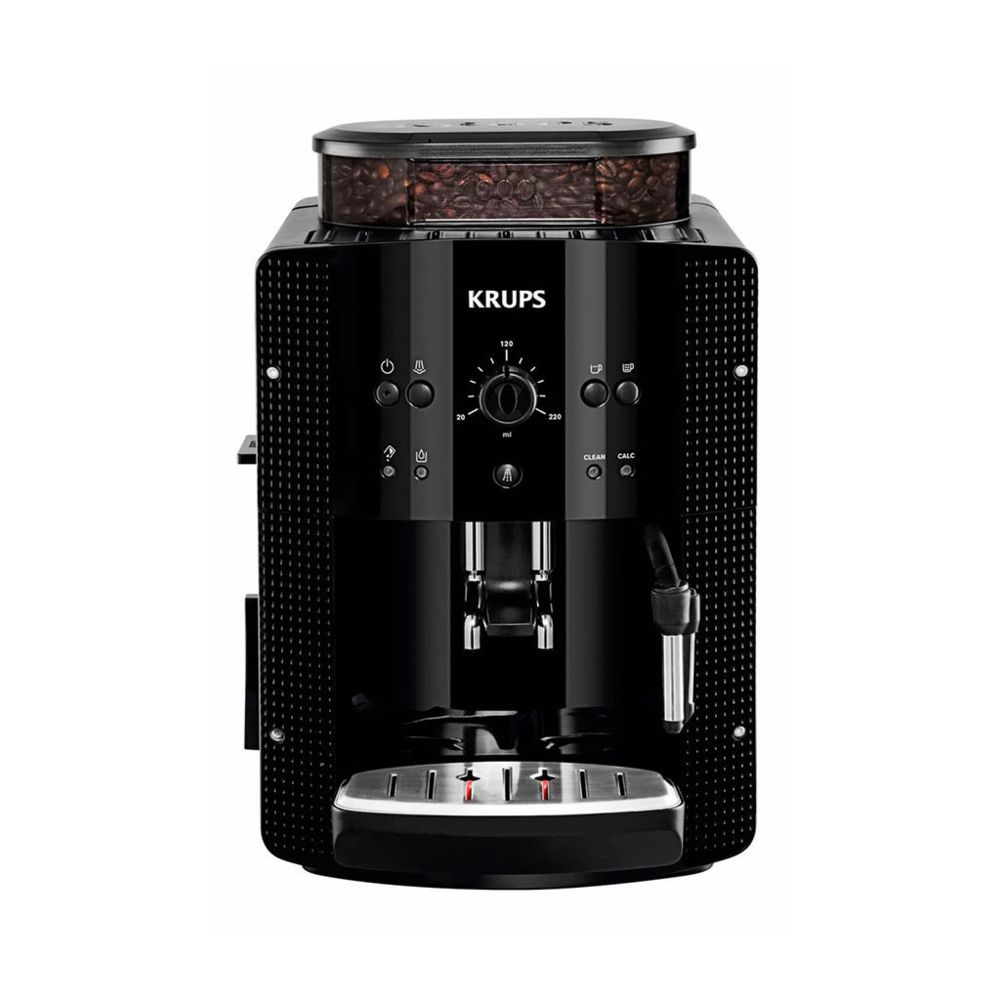 Krups Machine Expresso Roma Broyeur 1450W EA8108 Noir