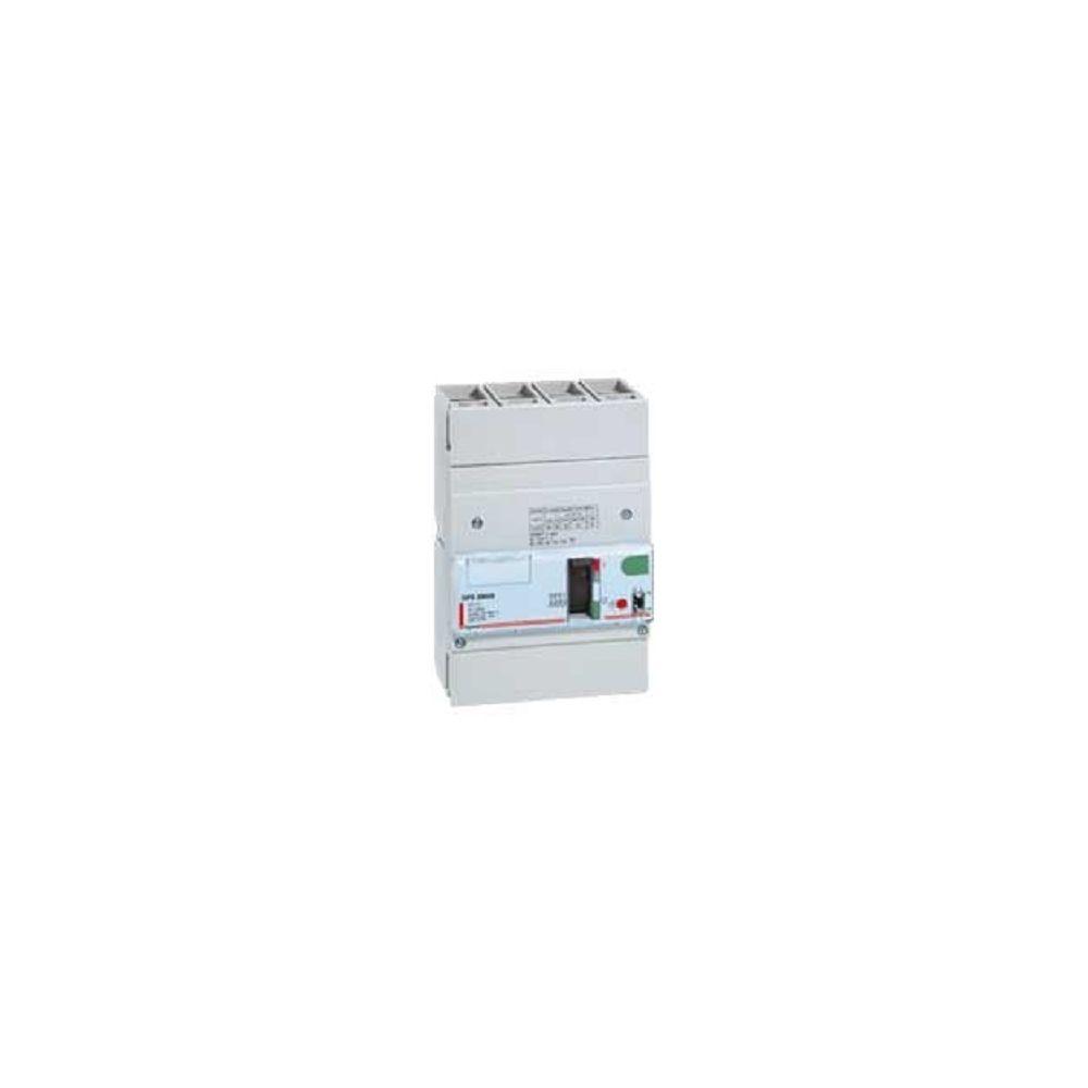 Legrand Legrand 025215 - Disjoncteur puissance DPX 250 ER - 160A 4P 25kA - magnéto-thermique