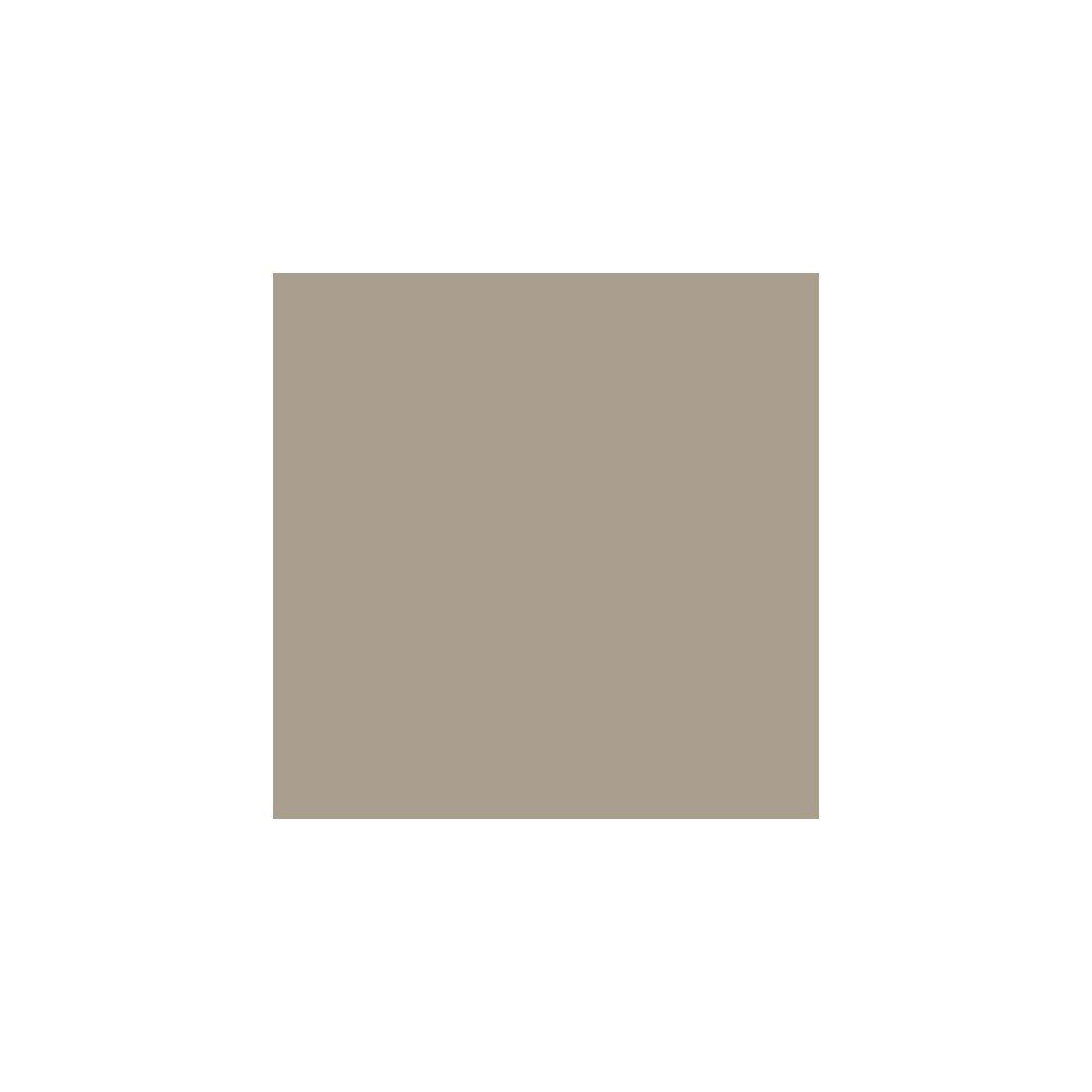 Adzif Biz Rouleau adhésif - Papier peint autocollant Aspect Satiné Gris en Soie - Taupe (30 m x 61,5 cm)
