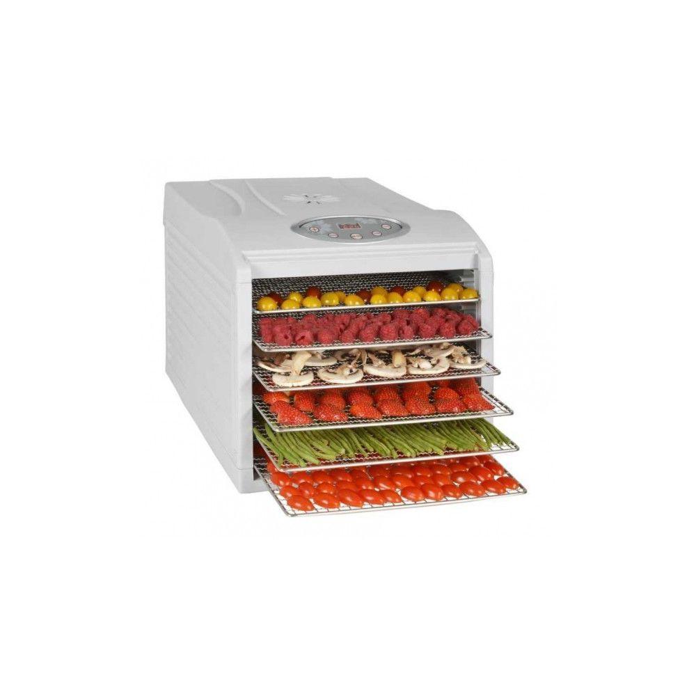 Kitchen Chef KITCHEN CHEF Deshydrateur Fruits et Légumes 6 plateaux KYS-333B