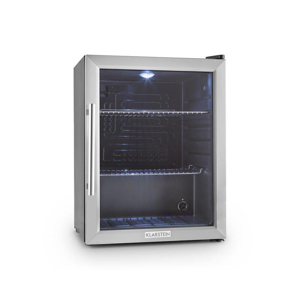 Klarstein Klarstein Beersafe XL Réfrigérateur 60 L classe A++ acier porte en verre Klarstein
