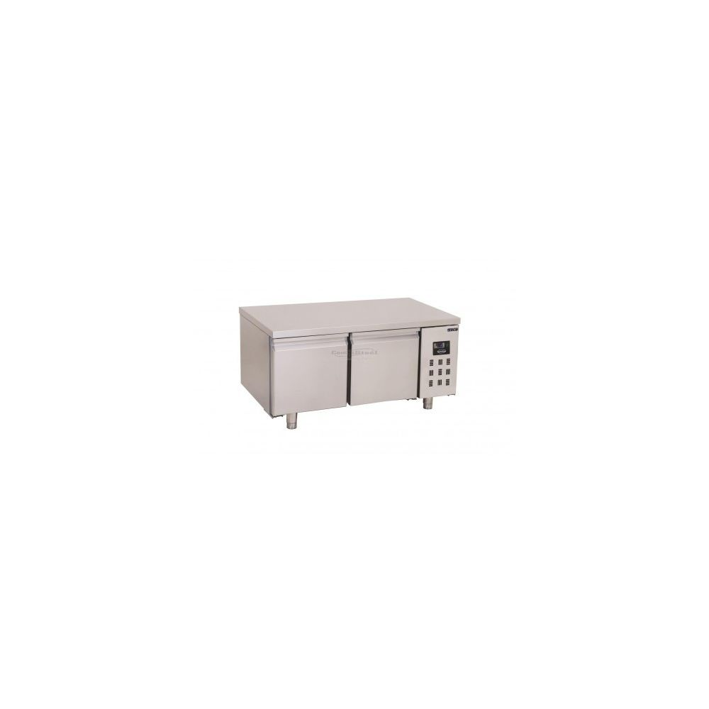Combisteel Table réfrigérée positive 2 portes - Profondeur 700 - Combisteel - 700