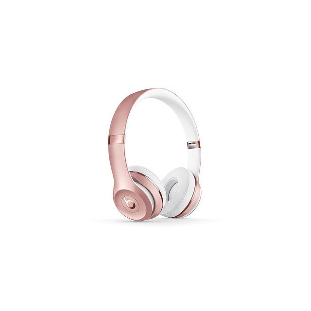 Beats - Casque bluetooth Solo3 Wireless - Rose - Casque