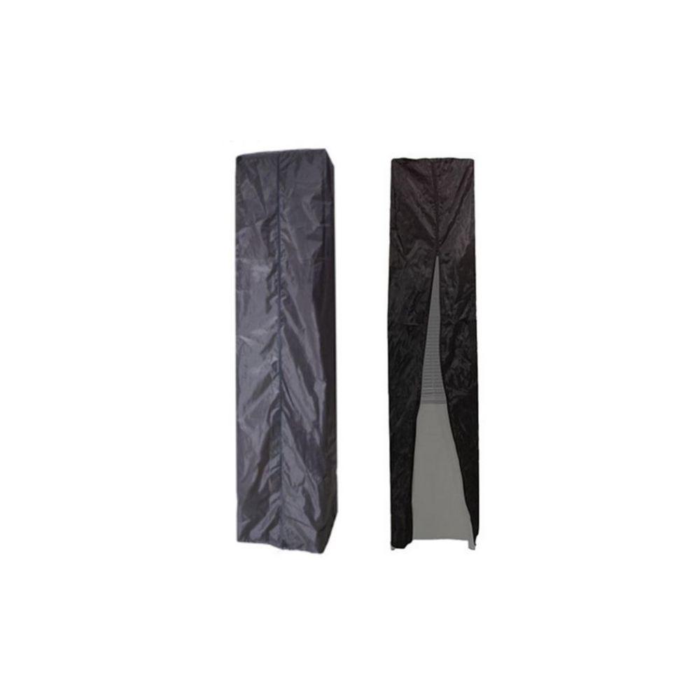Proweltek Housse de protection integrale Parasol chauffant IMPERMEABLE 100% Polyester ZIP Intégral 227x46cm bas 56cm