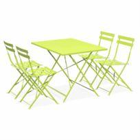 Salon de jardin vert - Achat Salon de jardin vert pas cher ...