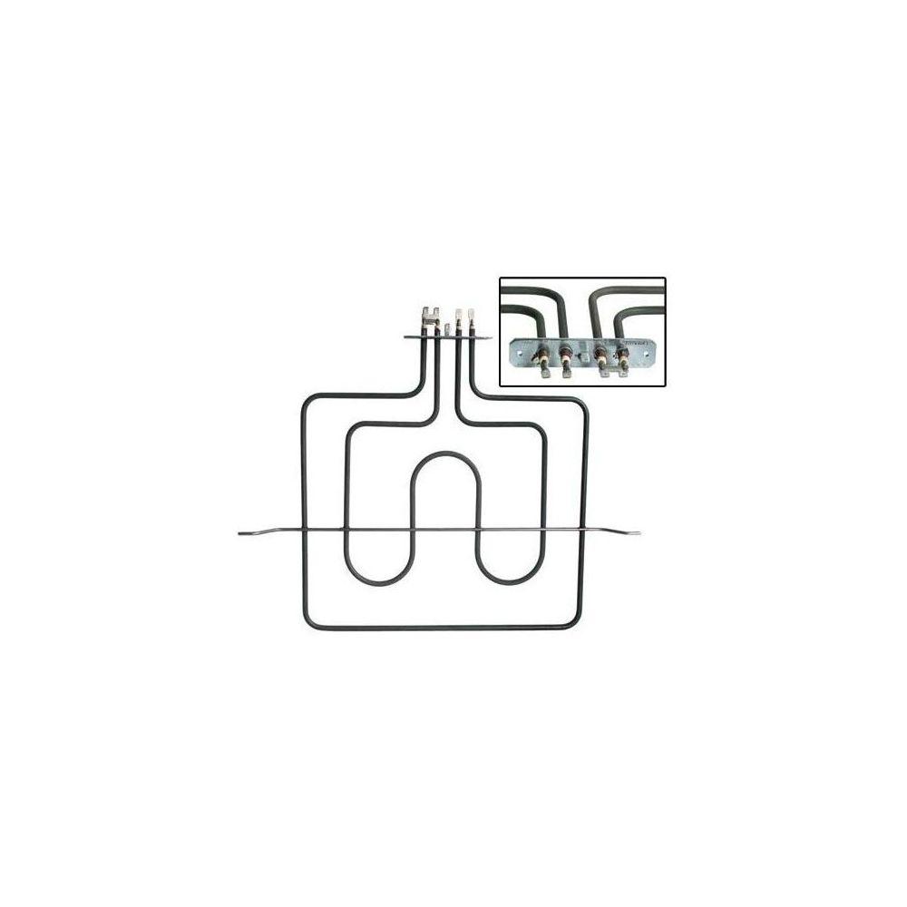 Beko Résistance de voûte 33 x34 cm / 1200+1100w 230v pour four - cuisinière beko - blomberg