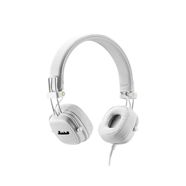 Marshall - Casque audio  Major III - 00199739 - Blanc - Marshall