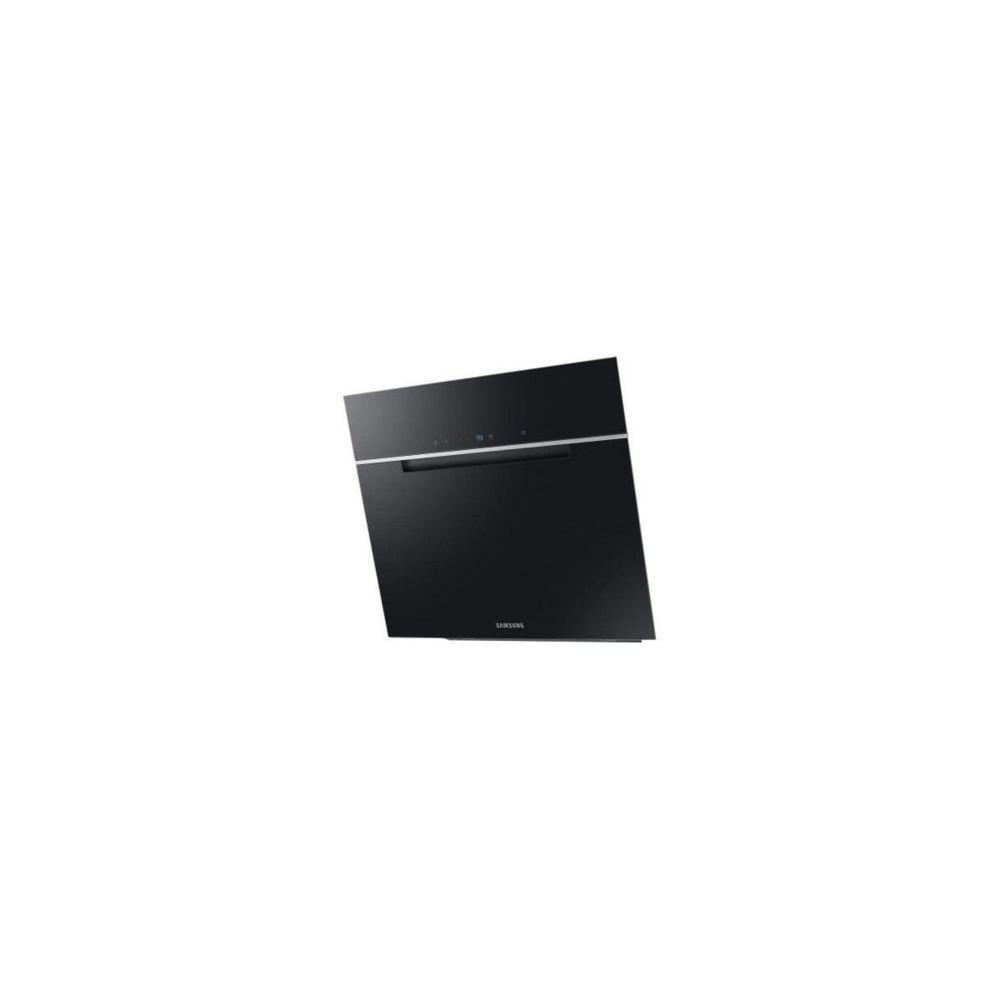 Samsung Samsung Nk24m7070vb - Hotte Decorative Murale - 729 M3 Air / H Max - 68 Db Max - 4 Vitesses - L 60 Cm - Noir Glossy