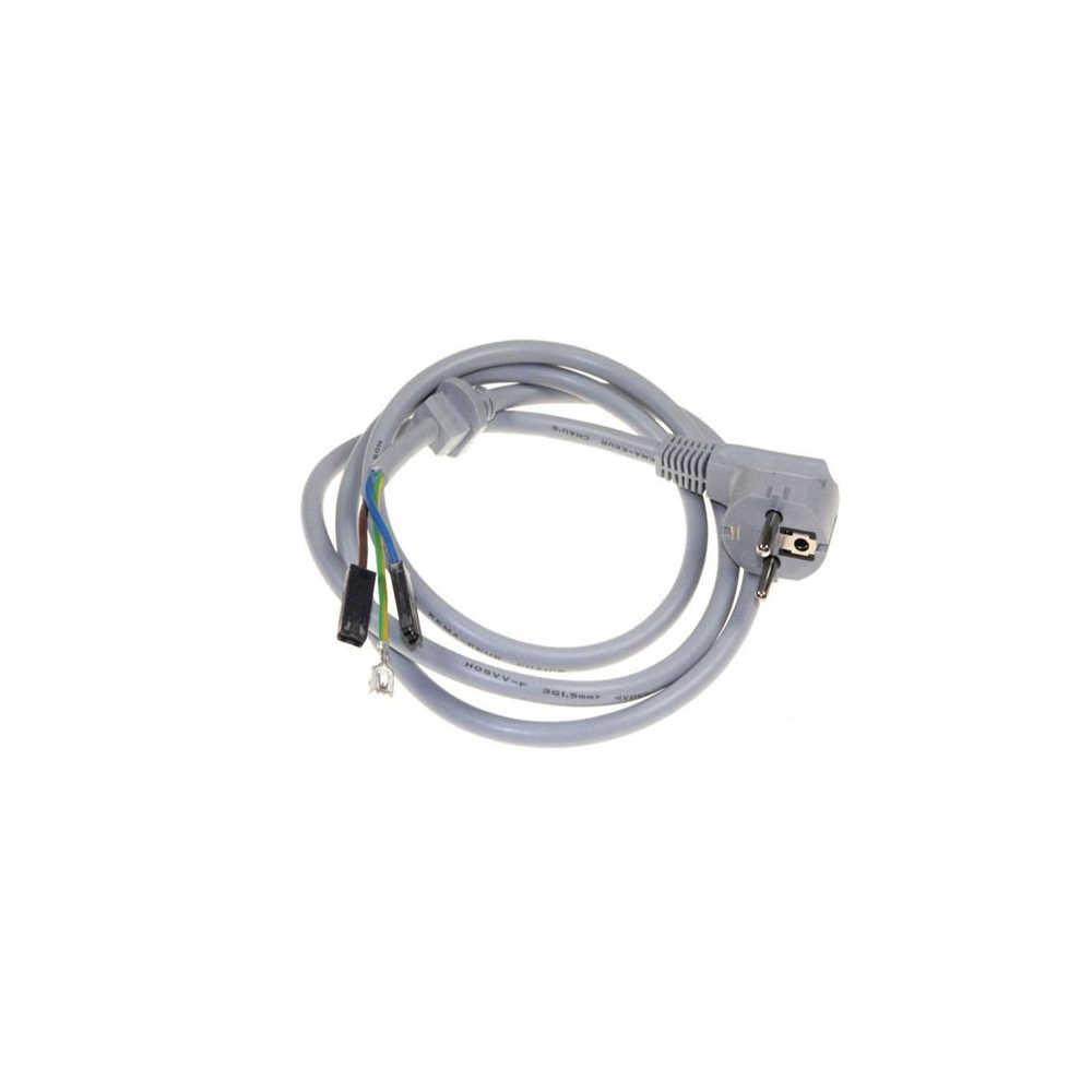 whirlpool CORDON + SERRE CABLE POUR SECHE LINGE WHIRLPOOL - 480112101501