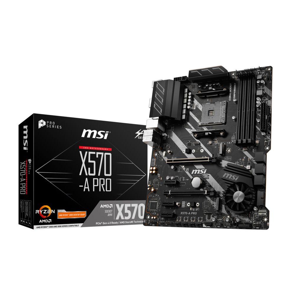 Msi AMD X570 PRO - ATX