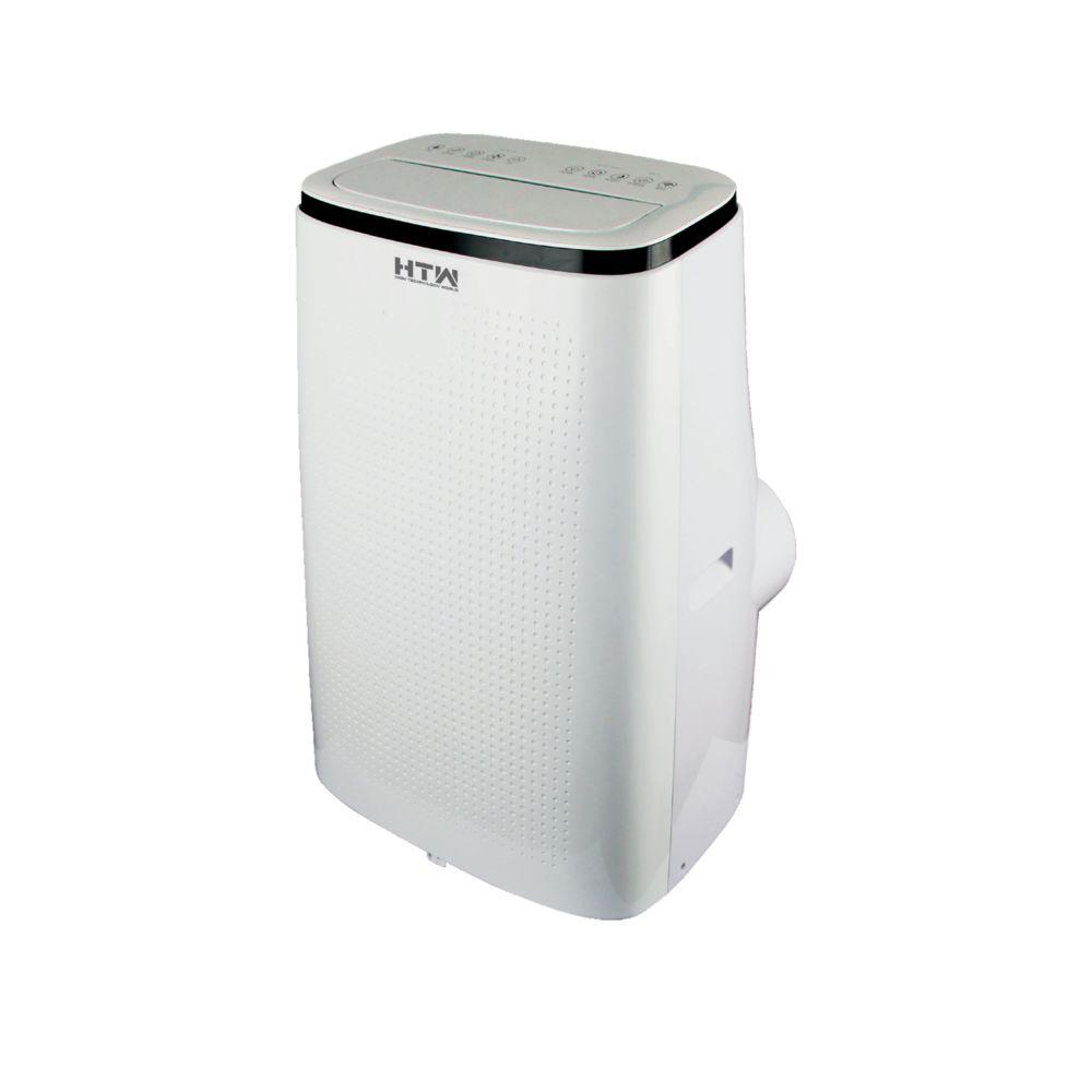 Htw htw - climatiseur mobile réversible 4100w 35m2 blanc - htw-pb-041p31
