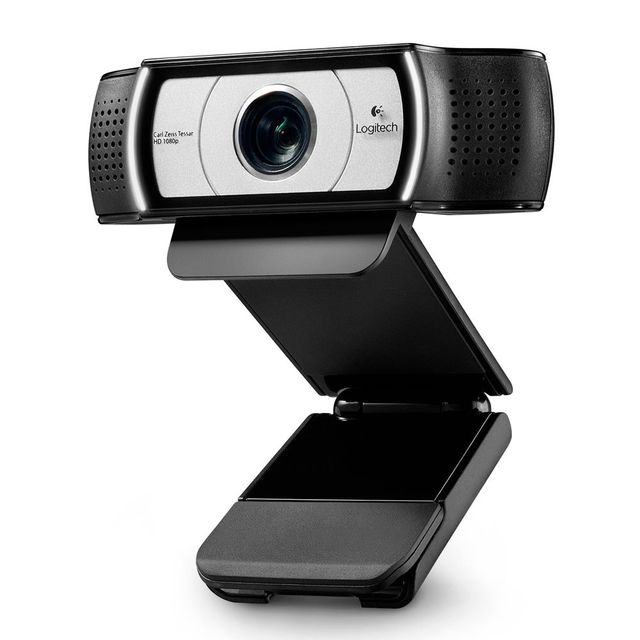 Logitech -HD Webcam C930e Logitech  - Matériel Streaming