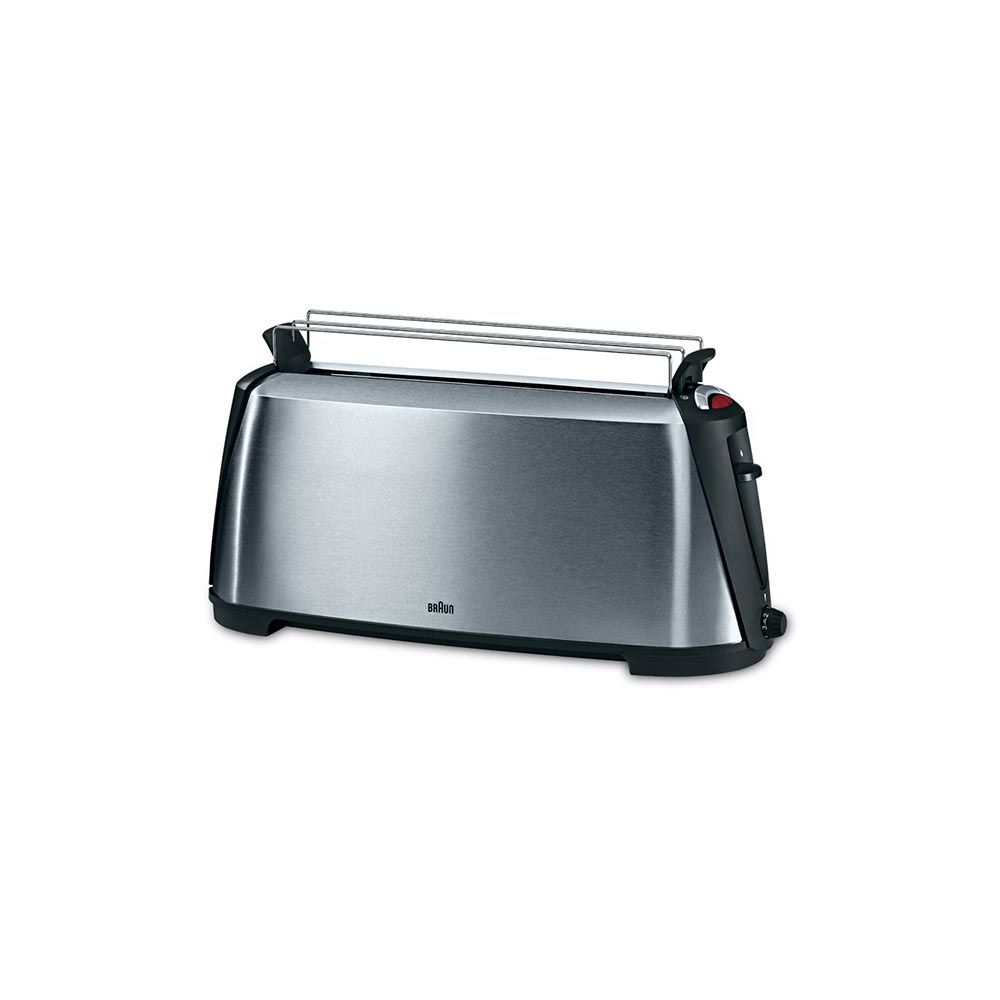 Braun braun - grille-pains 1 fente 1000w inox - ht600
