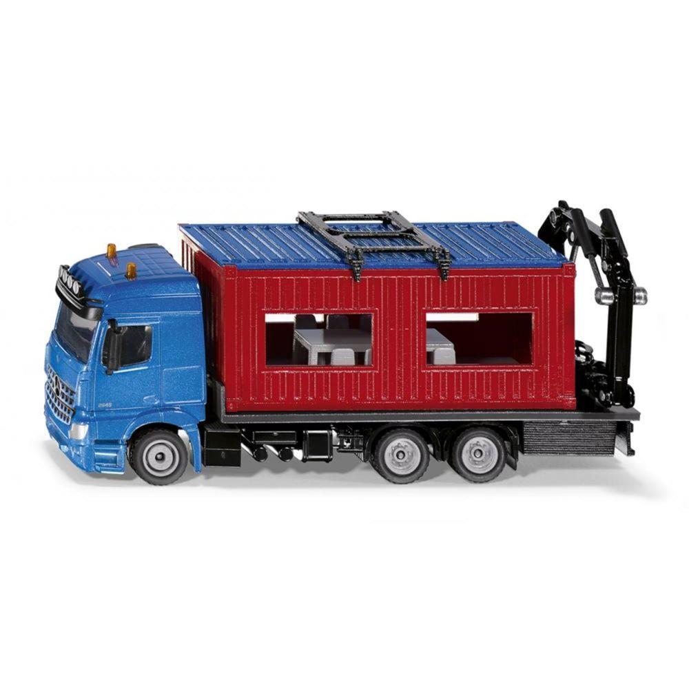 SIKU Siku 3556 Miniatures 1:50 - Camion avec portacabine