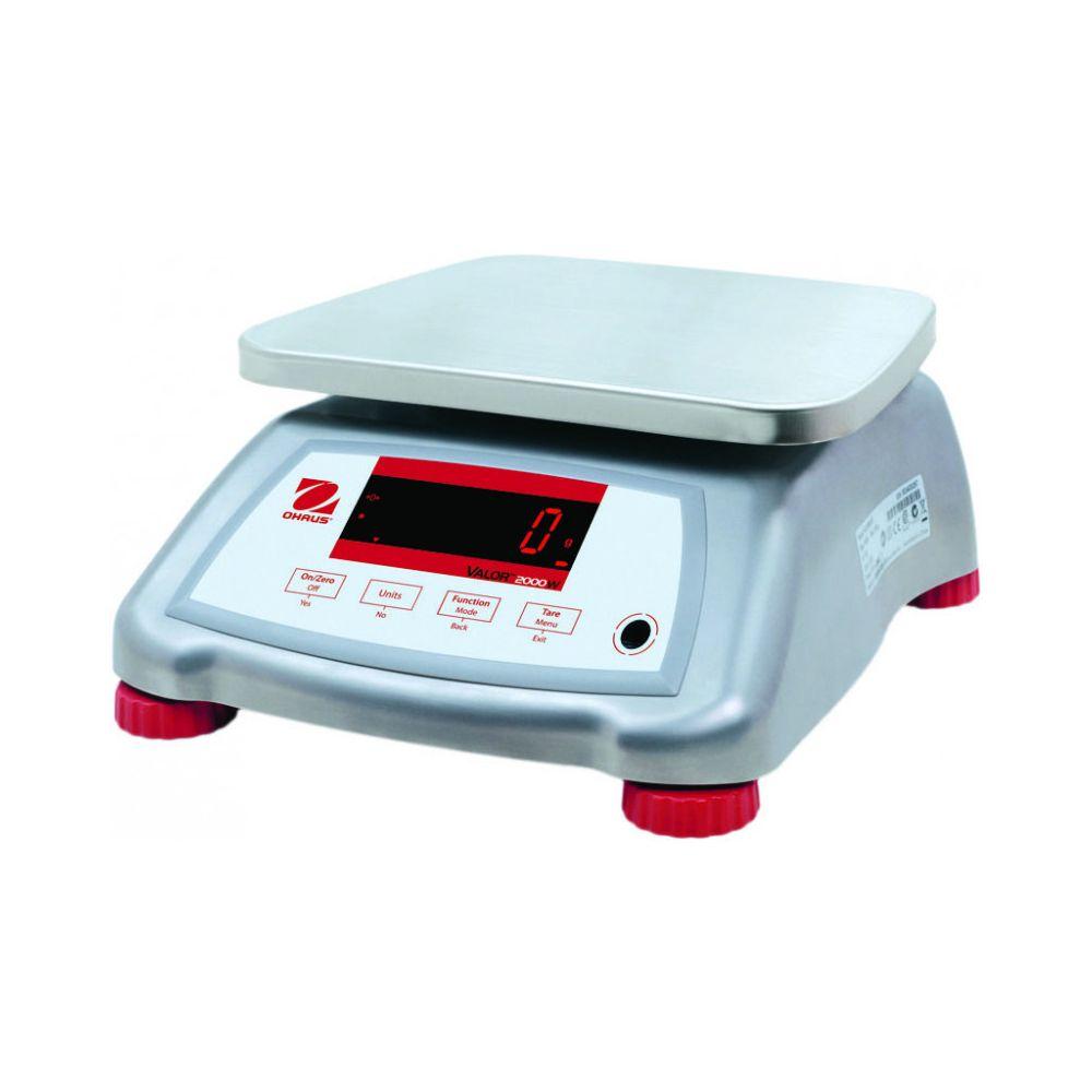 Materiel Chr Pro Balance de Cuisine Étanche en Inox 3 à 15 Kg - Stalgast - Inox 3 kg - 0,5 g