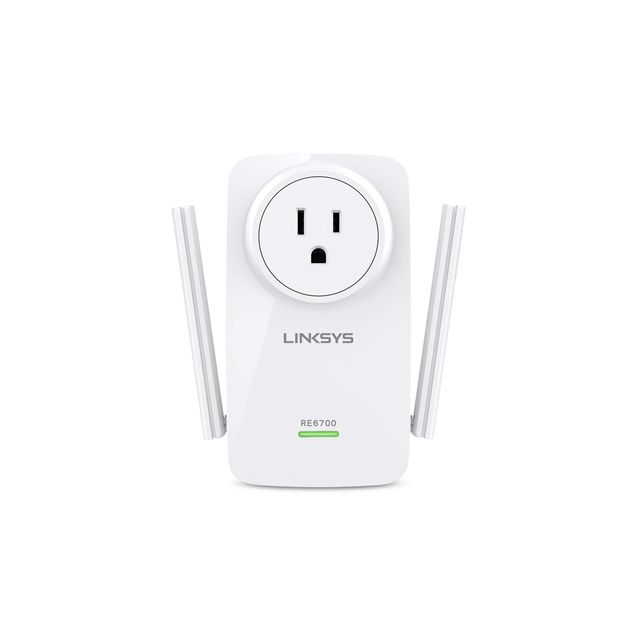 Linksys - Linksys RE6700 Ethernet/LAN Wifi Blanc 1 pièce(s) - Linksys
