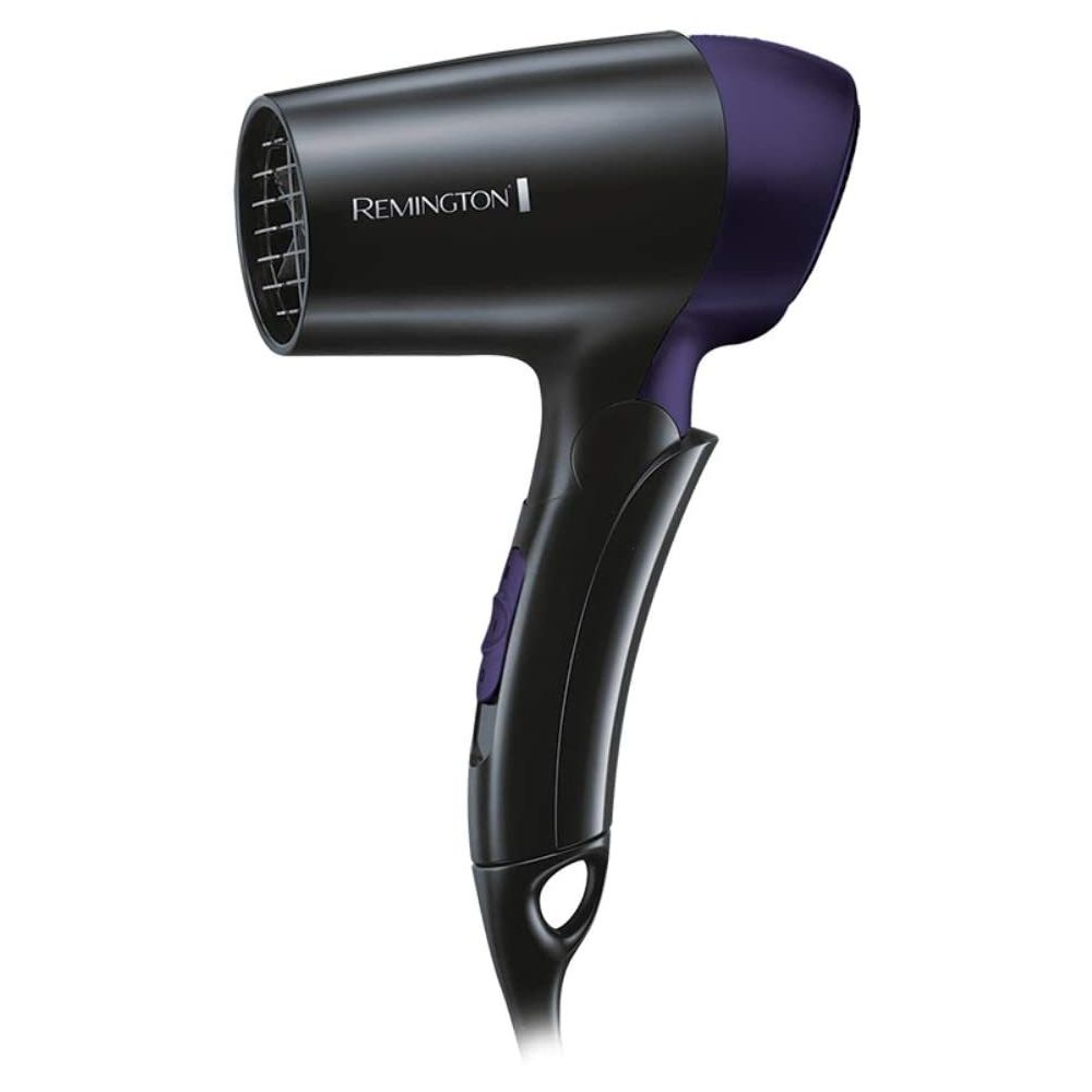 Remington Sèche Cheveux de Voyage Compact 1400W violet noir