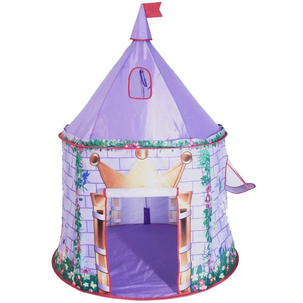 Traditional Garden Games Tente de jeu Princesse Conte de fées
