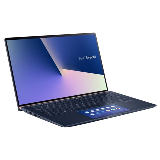 Asus - ZenBook 14 - UX434FA-A5074T - Bleu roi - Ordinateur portable reconditionné