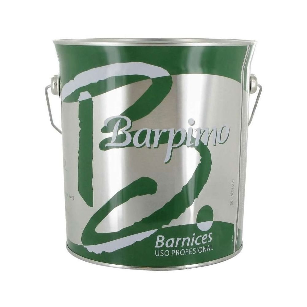 Barpimo Laque pu blanche satinée - Contenance : 4 L - BARPIMO
