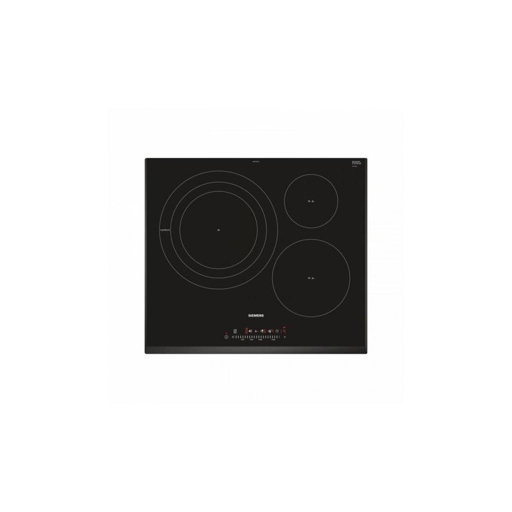 Siemens Plaque à Induction Siemens AG EH651FDC1E 60 cm 7400W Noir