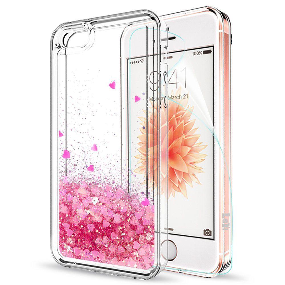 marque generique - Coque iPhone 5,iPhone 5S,iPhone SE Avec Verre ...