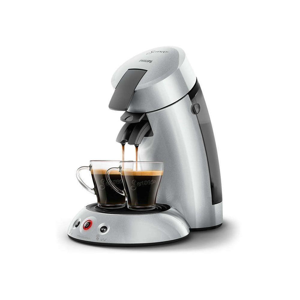Philips Machine à café à dosettes Senseo Original HD6556-51