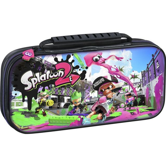 Bigben - SWITCH POCHETTE SPLATOON 2 - Accessoire Switch