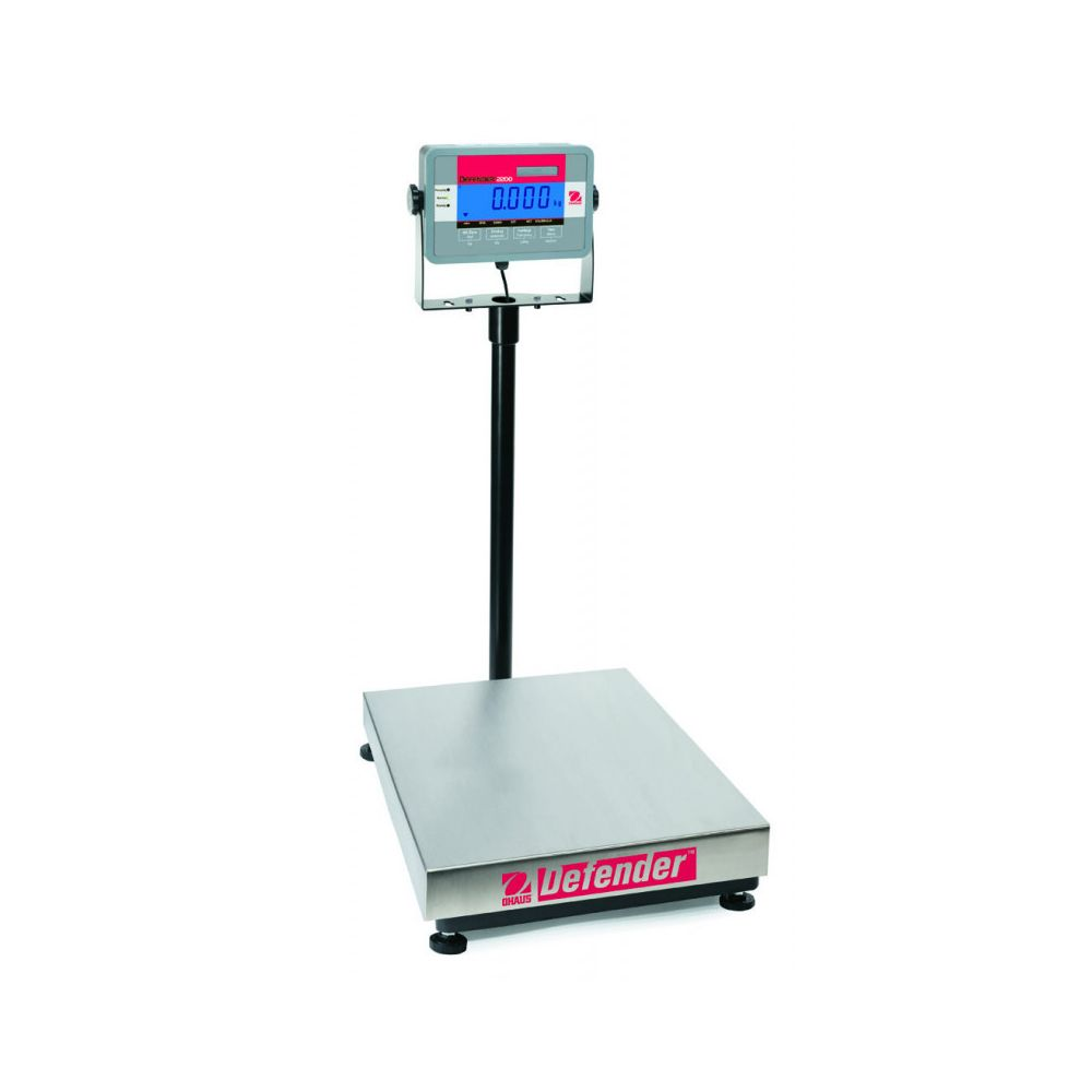 Materiel Chr Pro Plateforme de Pesage Homologuée 60 à 300 Kg - Stalgast - Inox 60 kg - 20 g