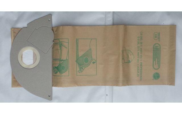 Wessper Sacs daspirateur pour Hoover H22a 5 pi/èces, Papier