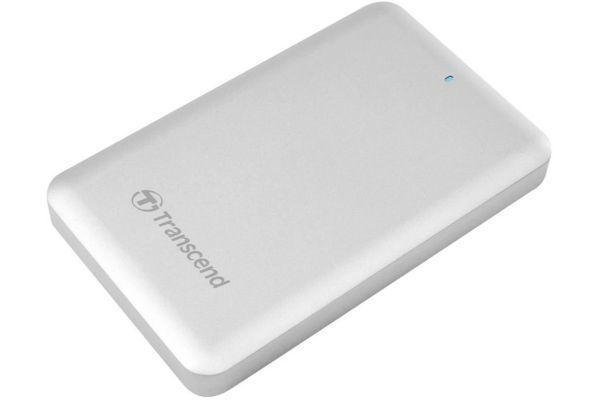 "Transcend - SJM500 - 1 To - 2.5"""" USB 3.0 - 440 Mo/s - SSD Externe 2,5'' sata iii"
