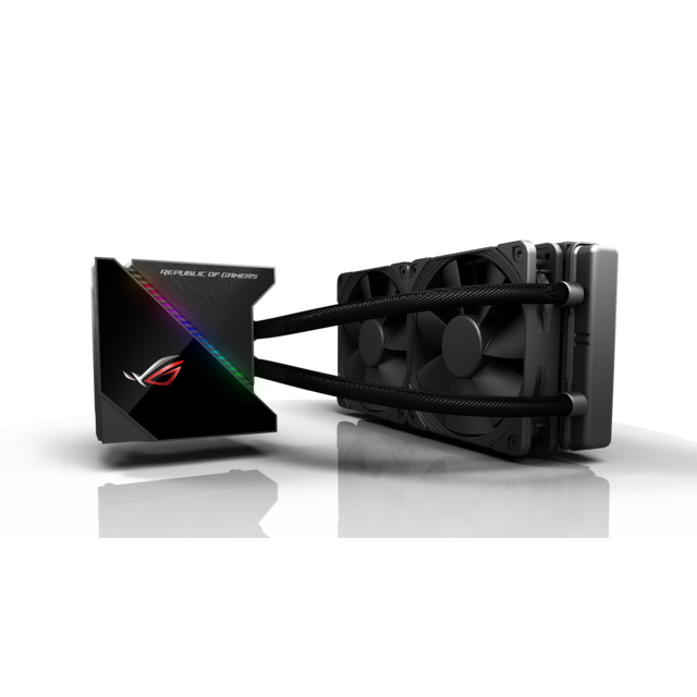 Asus - ASUS ROG RYUJIN - 240 mm - Bonnes affaires Watercooling