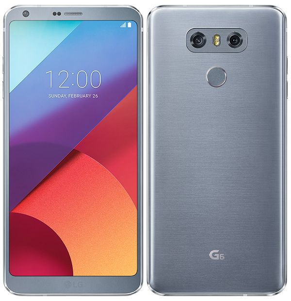 LG - G6 - 32 Go - Titane - Smartphone Android Lg g6