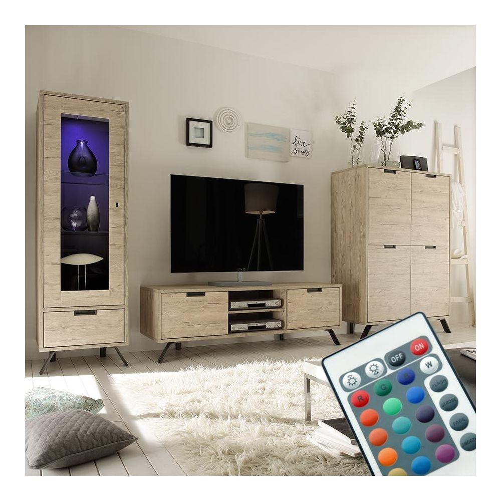 Kasalinea Ensemble Meuble Tv Moderne Plume Meubles Tv Hi Fi Rue Du Commerce