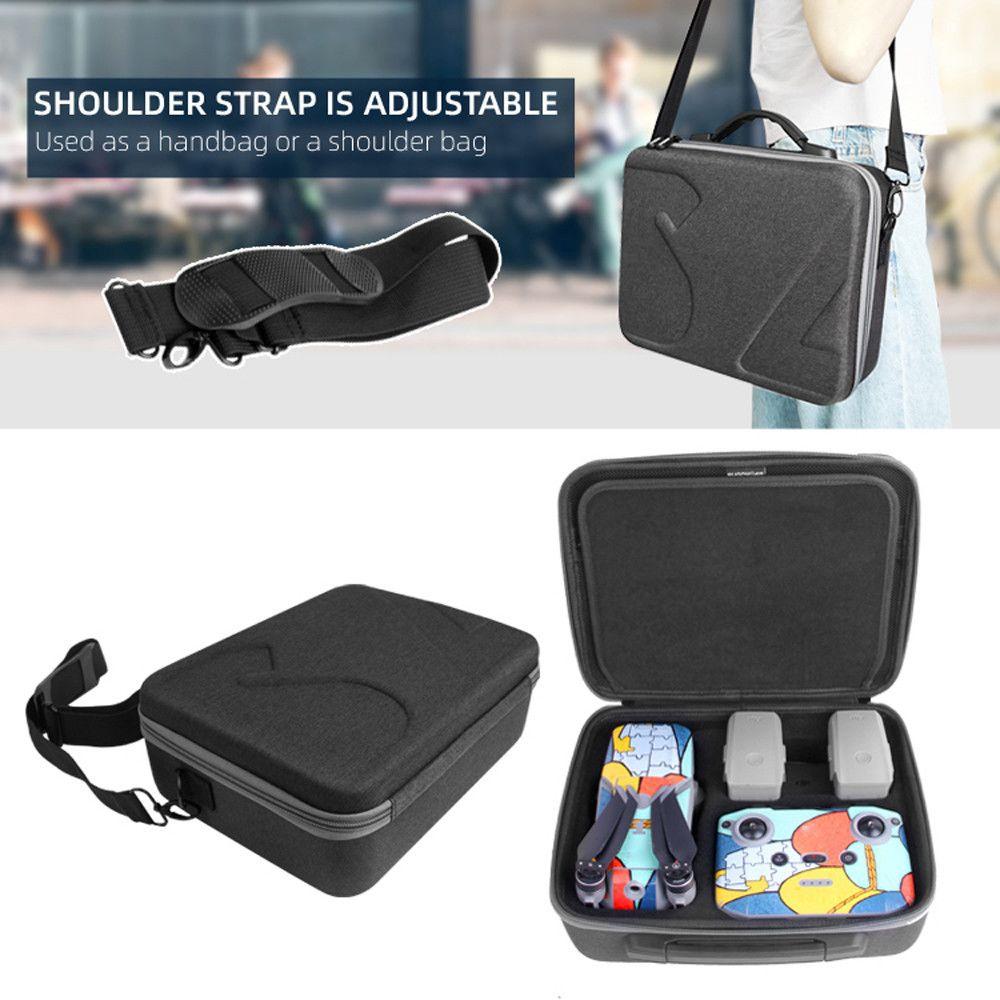Generic Stockage de sac à bandoulière portable pour le drone DJI Mavic AIR 2