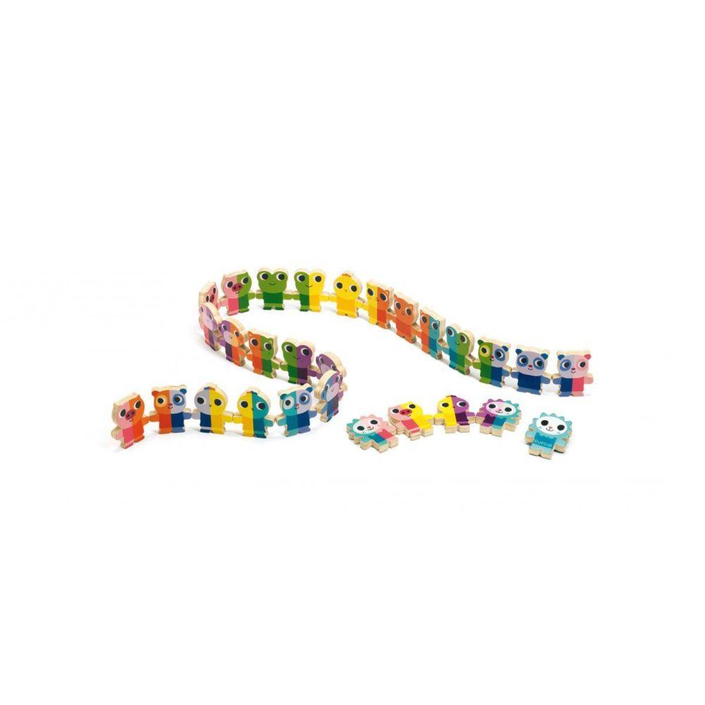 Djeco Djeco - Domino Up