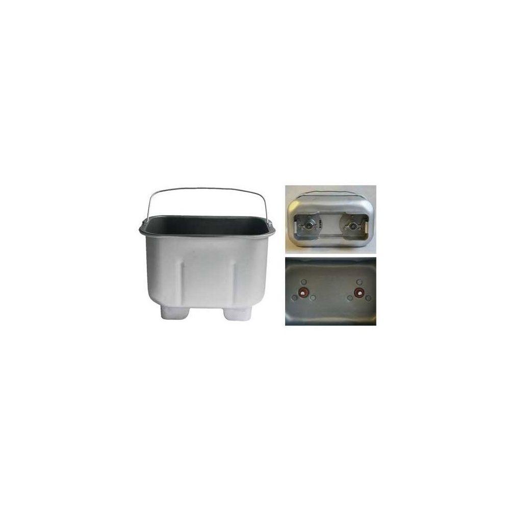 Moulinex Cuve sans bras petrisseur pour machine a pain moulinex