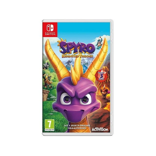 Activision - Spyro Reignited Trilogy - Activision