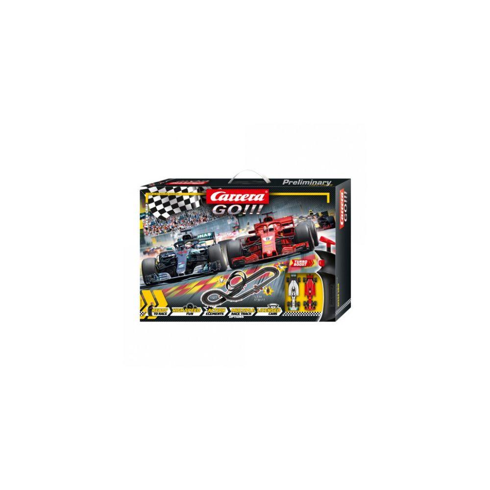 carrera Circuit voitures Coffret Speed Grip - Dès 6 ans - Carrera GO!!! 62482