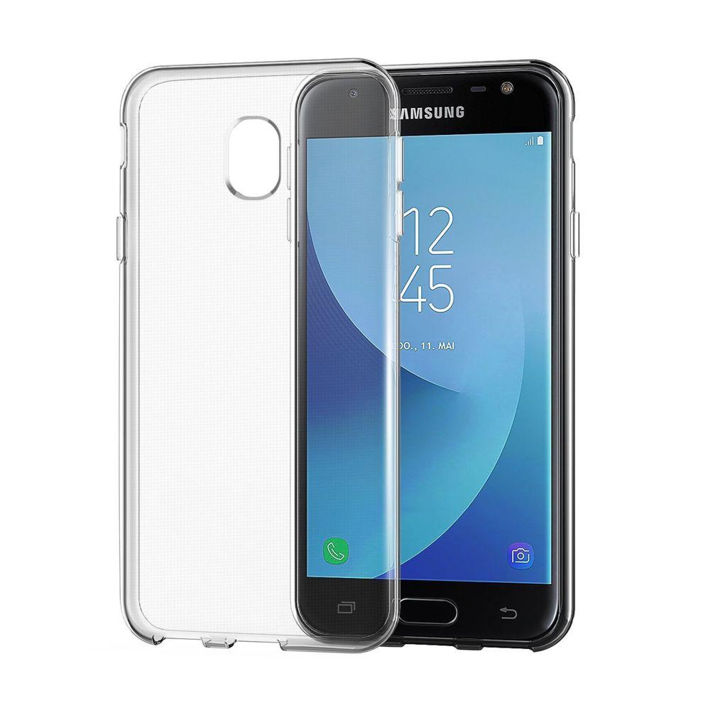 Cabling - CABLING® Coque Samsung Galaxy J7 2017 Ultra Mince Housse Etui TPU Silicone Clair Transparente Antidérapant Pour Galaxy J7 2017,Très Légère / ...