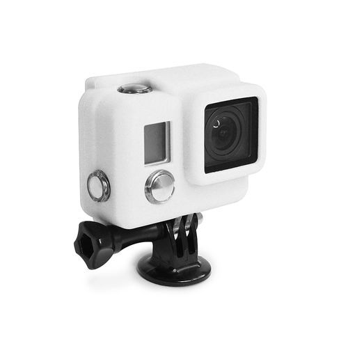 Xsories - Silicone Cover HERO3+ - Housse en silicone pour GoPro HERO3+ - Blanc - Xsories
