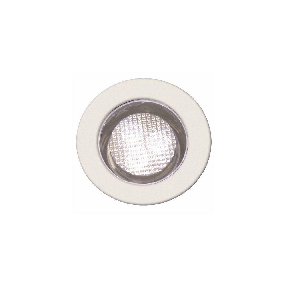 Brilliant Kit de 10 spots encastres IP44 COSA 30 10x0 07W LED intégrée ACIER INOX BLANC CHAUD - BRILLIANT - G03093_75