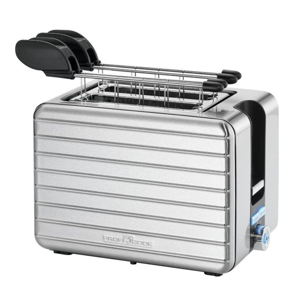Proficook ProfiCook Grille-pain avec grilles de sandwich PC-TAZ 1110 1050 W
