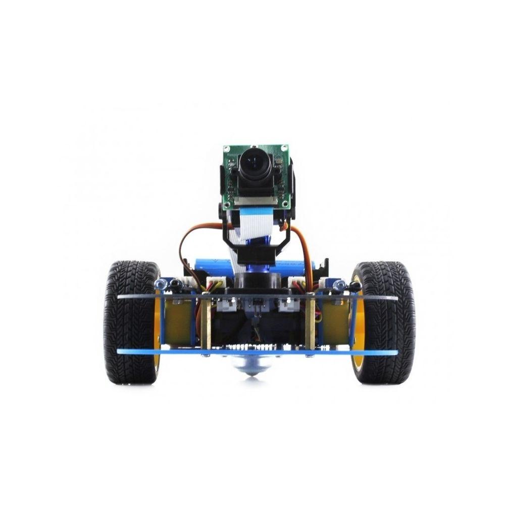 Wewoo AlphaBot (pour l'Europe), kit de construction robot Raspberry Pi (no Pi)
