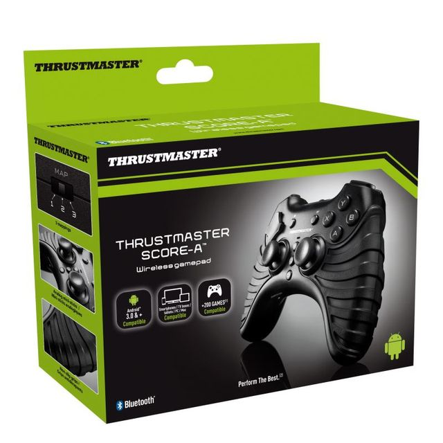 Thrustmaster -MANETTE SCORE-A Thrustmaster  - Accessoires Jeux PC