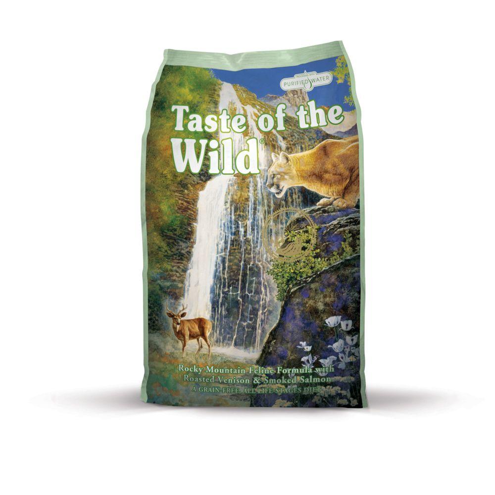 Taste Of The Wild Taste of the Wild Chat Rocky Mountain